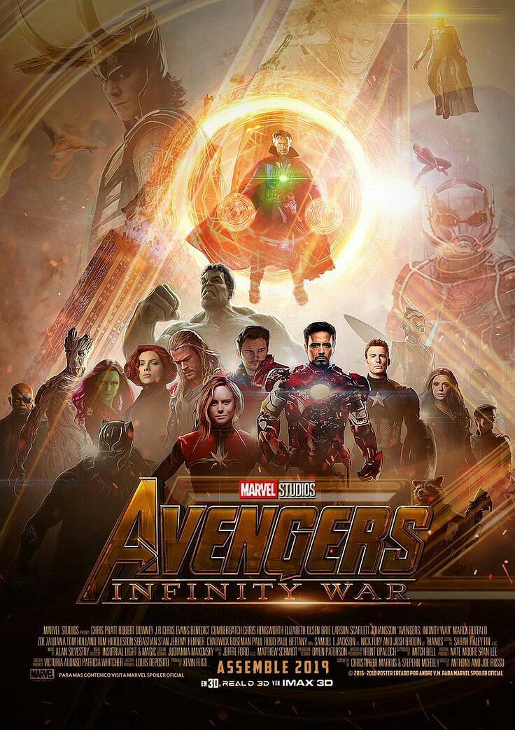 [顶级预告片]复仇者联盟4:终局之战/ 仇者联盟3:无尽之战(下) / 复联4 / Avengers: Endgame 2019-04-26 美国上映