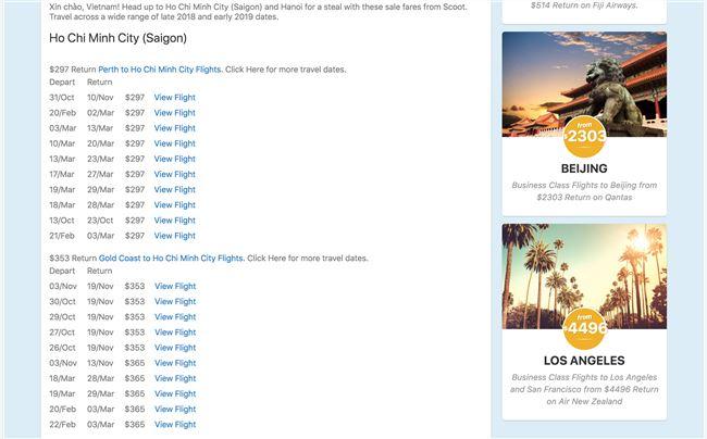 IWantThatFlight:把一个脚本变成一个月入11万美元的网站